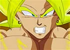 Dragon Ball Vegeta Contra Broly