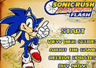 Sonic Rush Aventura en Flash